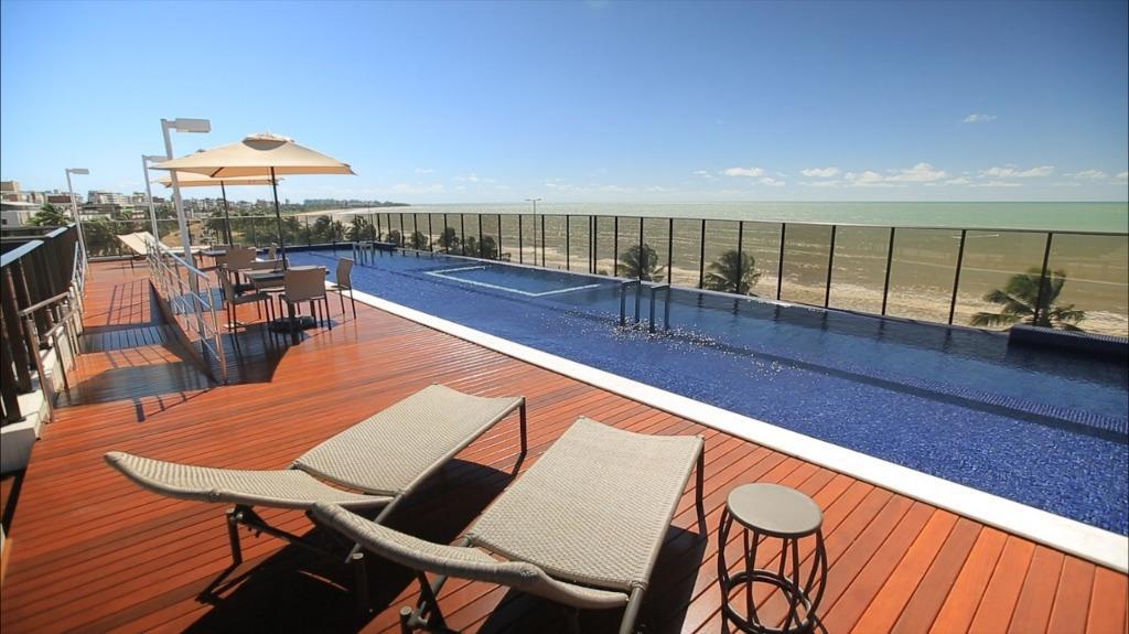Apartamento com 2 dormitórios à venda, 69 m² por R$ 350.000 - Intermares - Cabedelo/PB