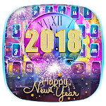 Celebrate 2018 Keyboard Theme Icon