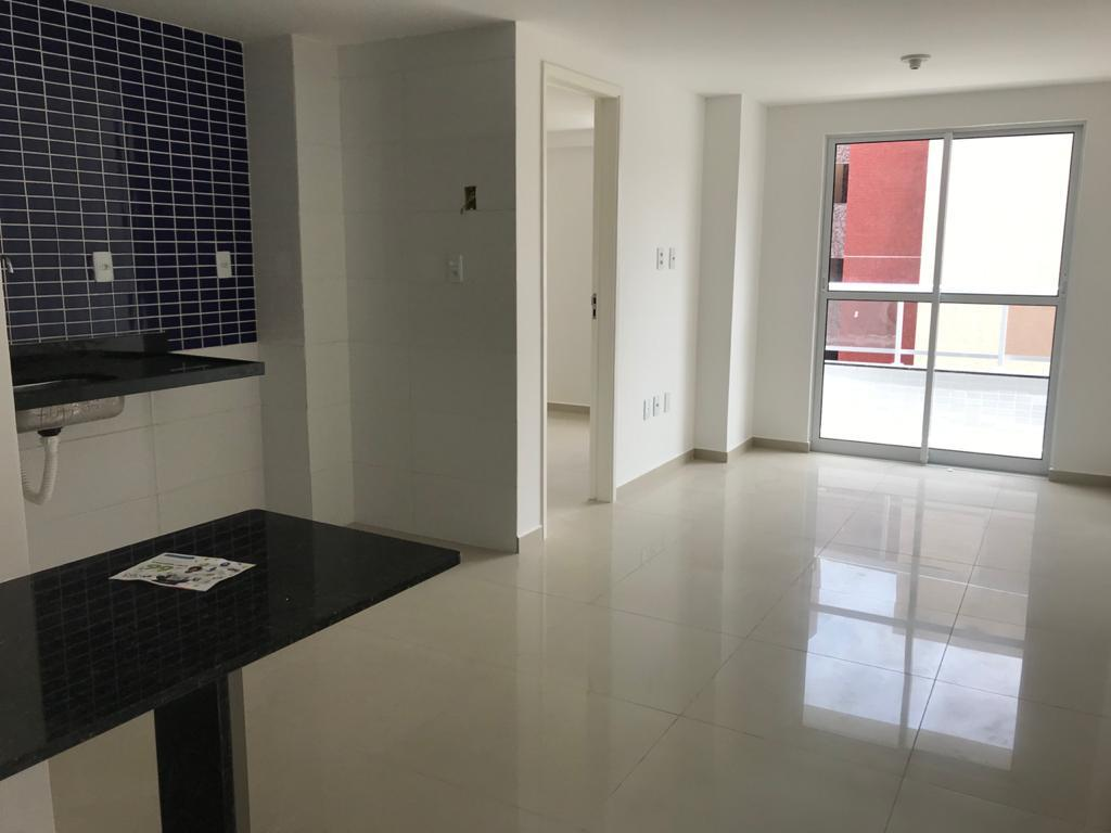 Apartamento com 2 dormitórios para alugar, 45 m² por R$ 2.050,00/mês - Cabo Branco - João Pessoa/PB