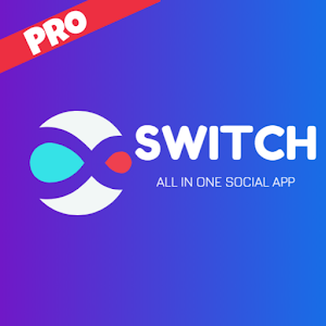 Switch (Pro) - All Your Social Networks In One For PC / Windows 7/8/10 / Mac – Free Download