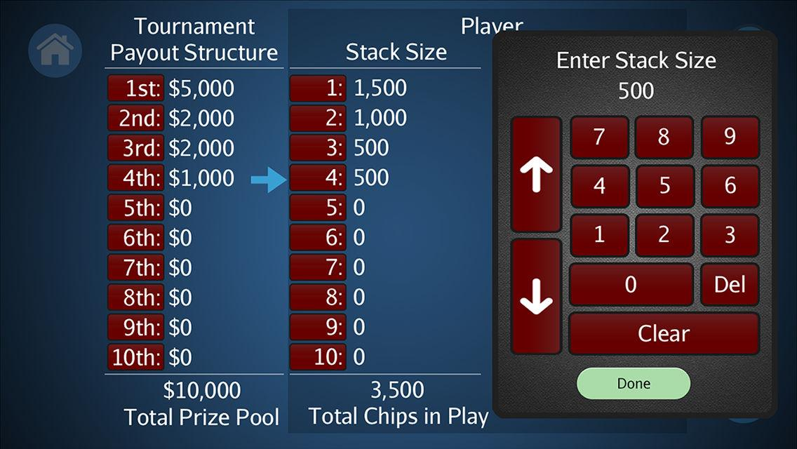 Poker Odds+ Screenshot 9