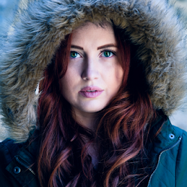 Portrait by Chris Hughes - People Portraits of Women