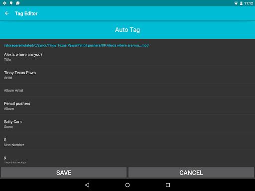 Rocket Music Player screenshot 16