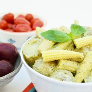 Vegan Pesto Potato Salad Recipes