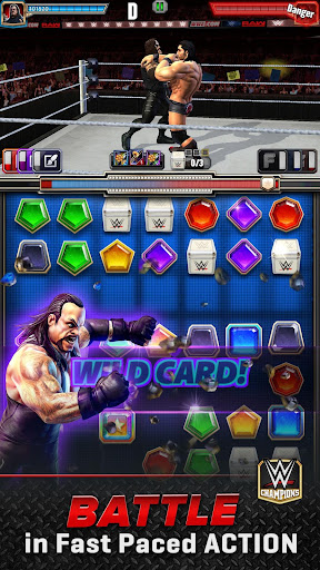WWE Champions Free Puzzle RPG For PC