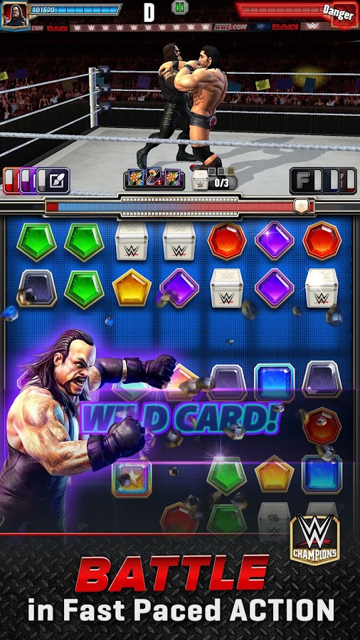 WWE Champions Free Puzzle RPG Screenshot 2