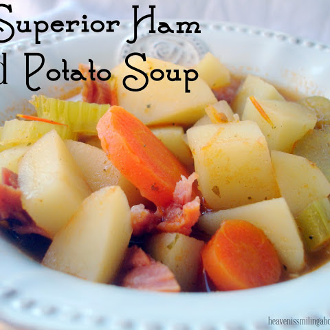 Superior Ham and Potato Soup