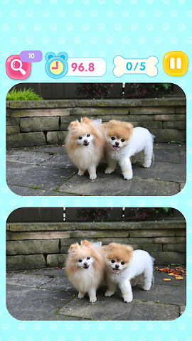 android Boo & Friends Spot Differences Screenshot 2