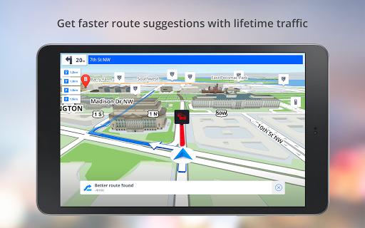 GPS Navigation - Drive with Voice, Maps & Traffic screenshot 15