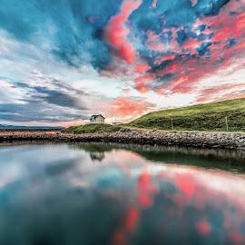 by Oddsteinn Björnsson - Landscapes Sunsets & Sunrises (  )