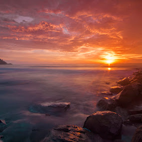 SUNSET by Fauziah Anwar - Landscapes Sunsets & Sunrises
