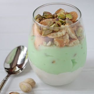 Pistachio Pudding Parfaits
