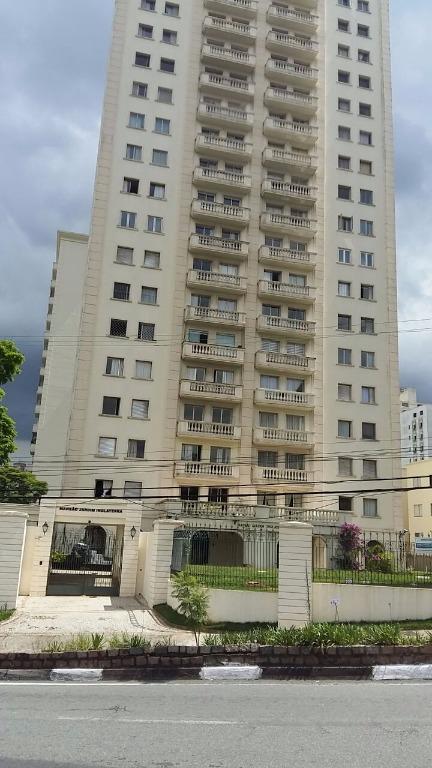 Apartamento residencial para locação, Jardim Maria Adelaide, São Bernardo do Campo.