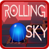 APK Game Space Ball : Rolling Sky for iOS