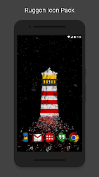 Ruggon – Icon Pack 2.8.1 APK 1