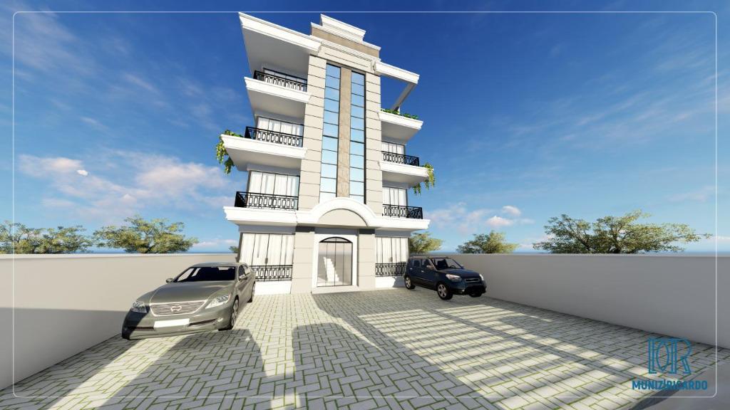 Apartamento com 2 dormitórios à venda, 59 m² por R$ 189.900,00 - Joaia - Tijucas/SC