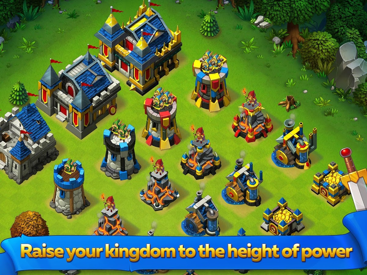 Might and Glory: Kingdom War Screenshot 10