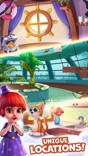 Pirate Treasures - Gems Puzzle screenshot 12