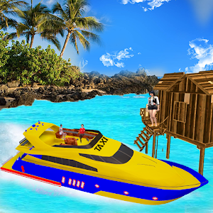 Power Boat Sim: Water Boat Ship Simulator 3D