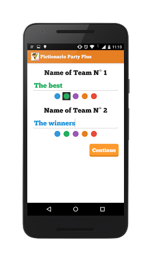Pictionario Party Plus - screenshot