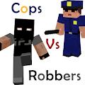 Cops vs Robbers MCPE map APK for Bluestacks