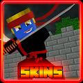 Ninja Skins for Minecraft PE