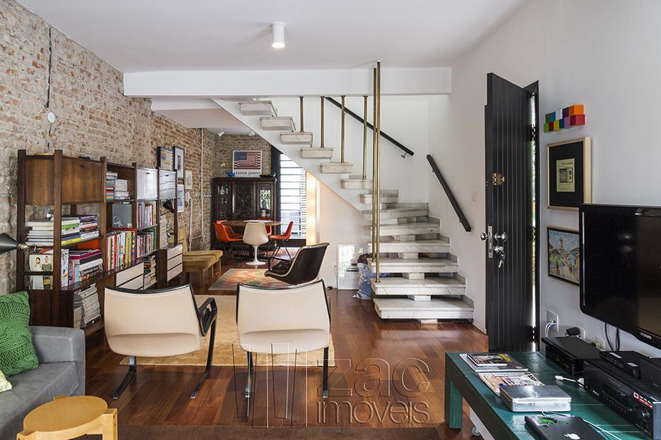 Uma casa apaixonante na Vila Madalena!
