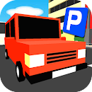 Pixels Truck Parking icon