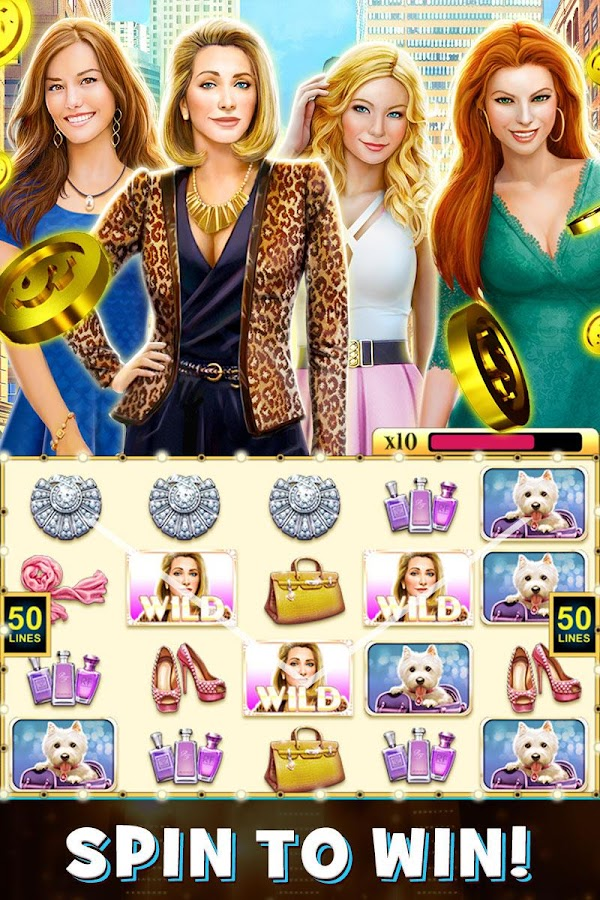 Slots - Vegas Party 3D Free! Screenshot 2