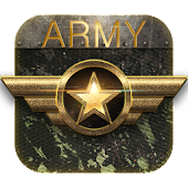 Download Army Glory camouflage Keyboard APK to PC
