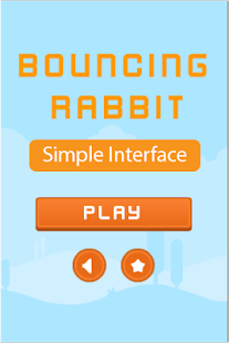 Bouncing Rabbit - screenshot