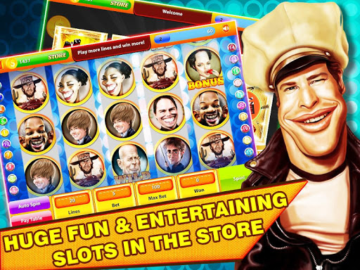 Hollywood Celebrities Slots - screenshot