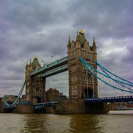 London Tower Bridge  by Igor Modric - City,  Street & Park  Historic Districts