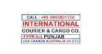 Shipping Service from Ludhiana Punjab to UK Canada USA Australia Worldwide Call 9915001700
