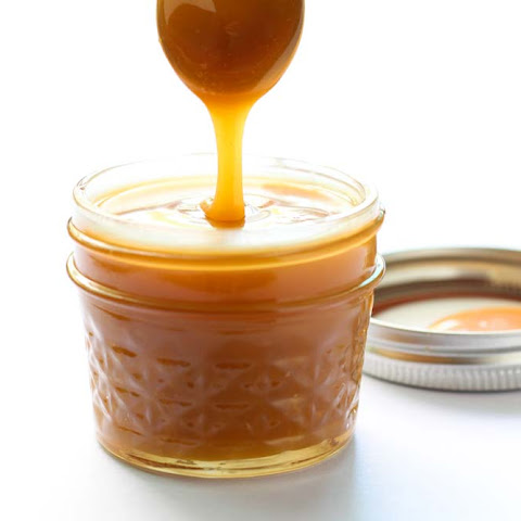 How to Make Vegan Caramel Sauce