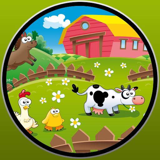 farm and games for babies (game)