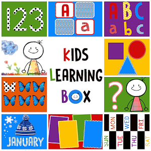 Kids Learning Box: Preschool For PC
