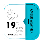3 Day Weather & Clock - Aster APK for Bluestacks