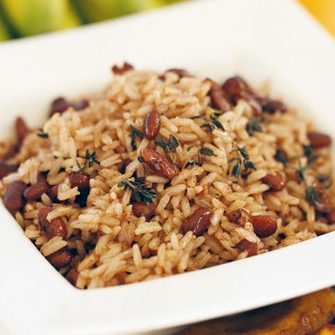 Red Beans and Rice with Ham or Salt Pork