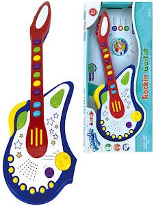 """Набор серии """"Для творчества"""", гитара детская музыкальная, синяя"""