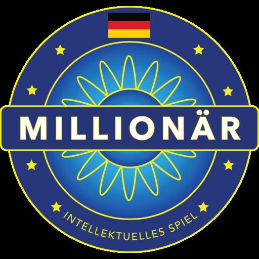 Neuer Millionär - Millionaire quiz game in German (game)
