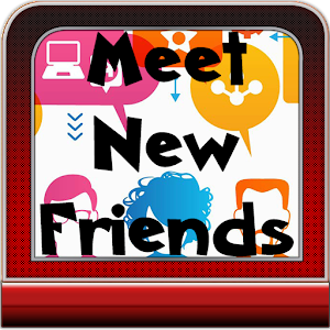 Download Meet new friends For PC Windows and Mac