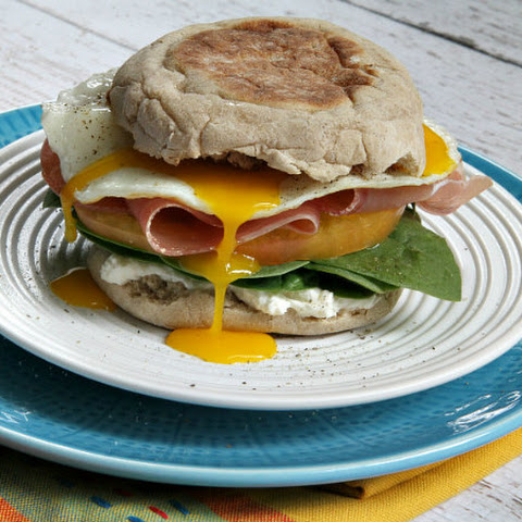 Protein Packed Breakfast Sandwich