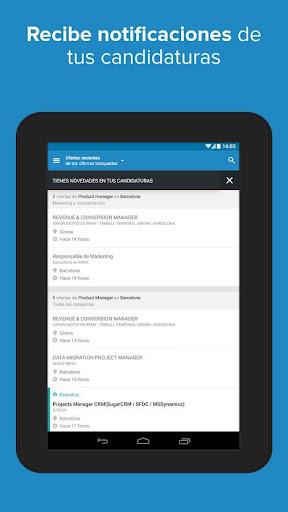 InfoJobs - Job Search screenshot 14