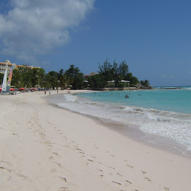 Beatiful Barbados by Gareth Evans BA Hons - Landscapes Beaches