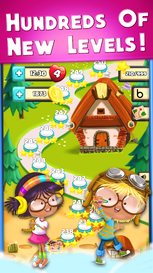 Toy Blast Party Time (Ad Free) Screenshot 3