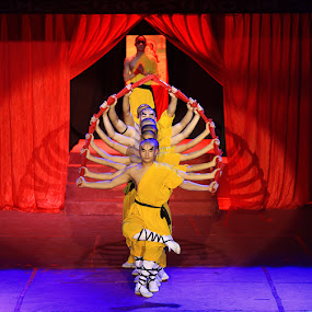 Shaolin Legend by Esther Pupung - News & Events Entertainment ( World_is_RED )