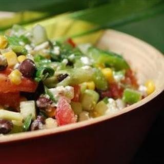 Corn Tomato Feta Cheese Salad Recipes