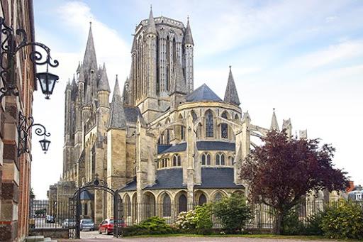 photo de Notre Dame de Coutances
