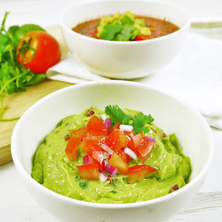 Healthy Smooth Guacamole